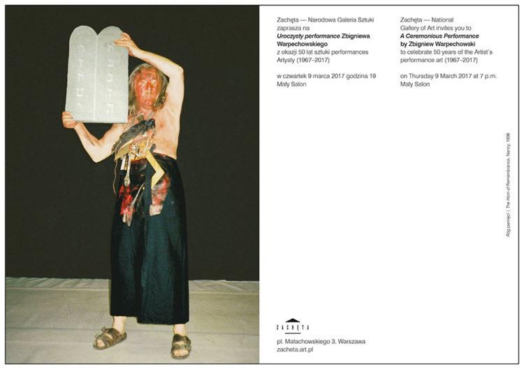 Uroczysty_performance_Warpechowski_zaproszenie
